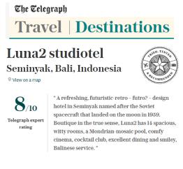 Travel Destinations - Luna2