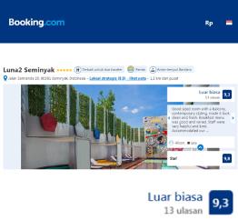 Booking.com - Luna2